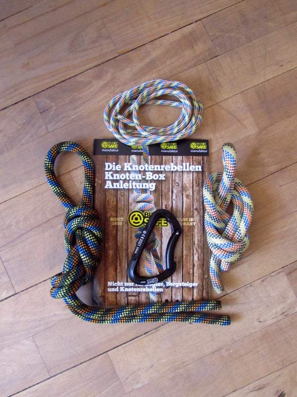 Inhalt der Knoten Box