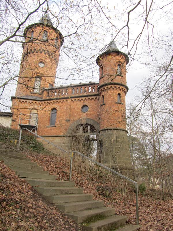 Grilleburg Petersberg