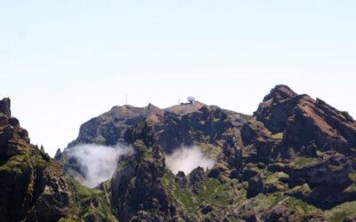Vom Boca da Encumeada auf die Rote Spitze