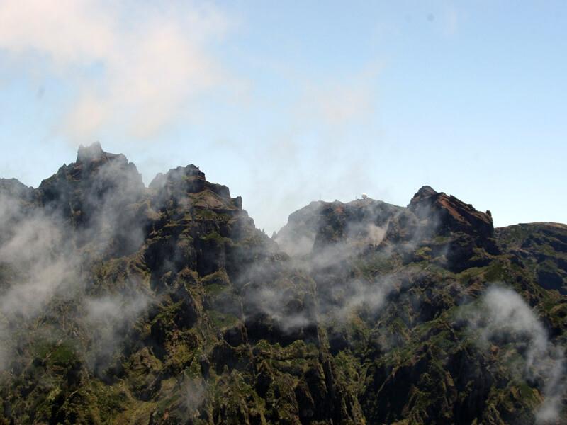 Pico do Arieiro & Pico das Torres