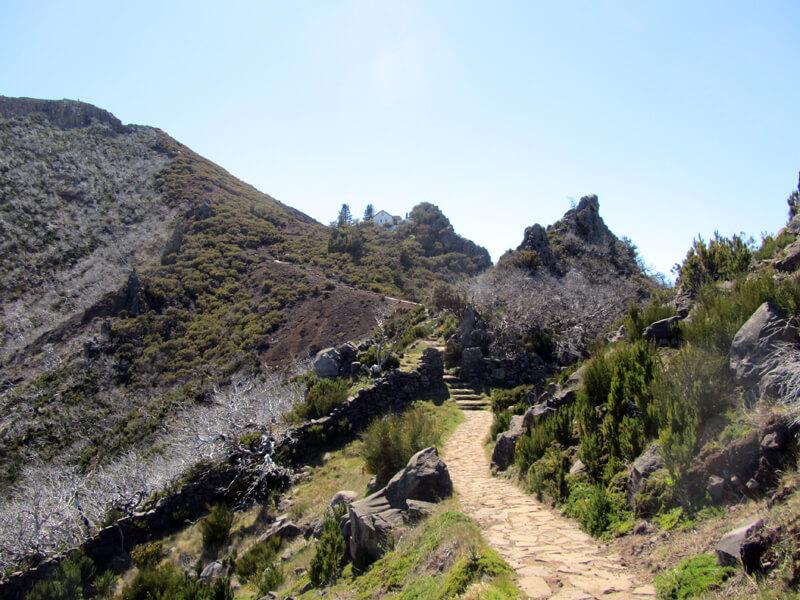 Pico Ruivo & Berghütte
