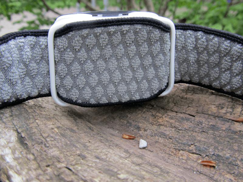schweißabsorbierendes Stirnband