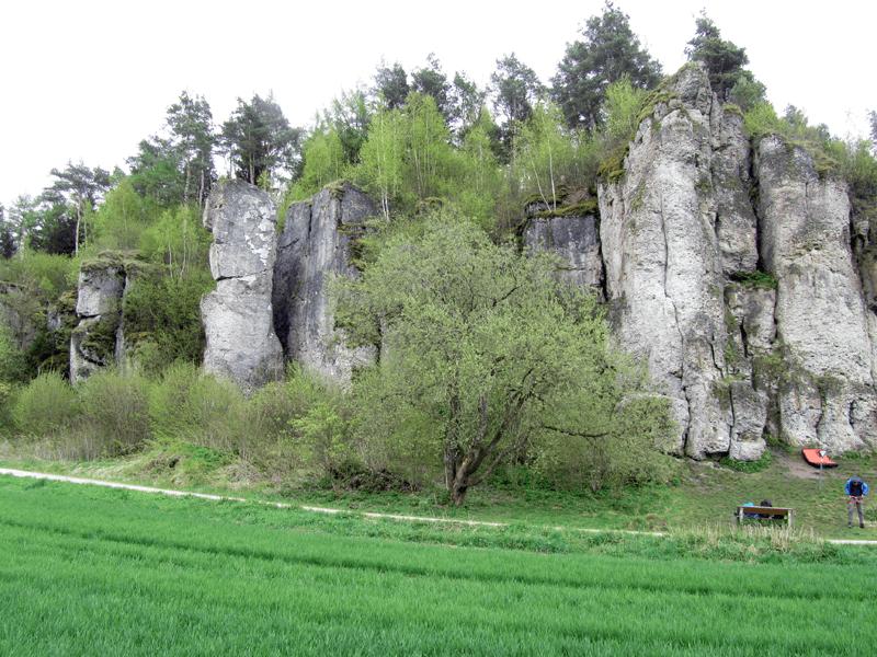 Steinfelder Turm & Steinfelder Wand