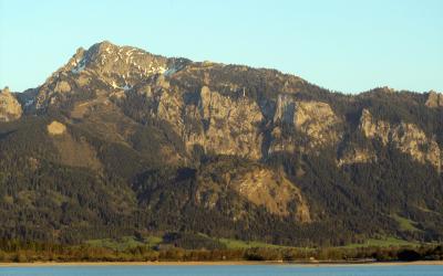 Tegelberg am Forggensee