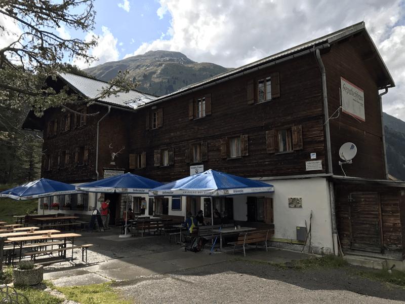 Gepatschhaus im Kaunertal