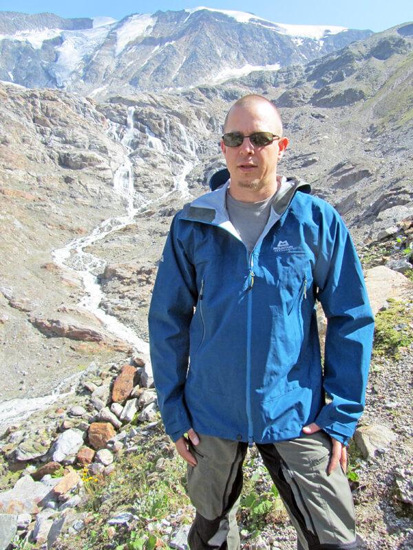 Rupal Jacket von Mountain Equipment