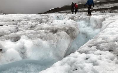 Eis & Hochtourenkurs – Weißseeferner