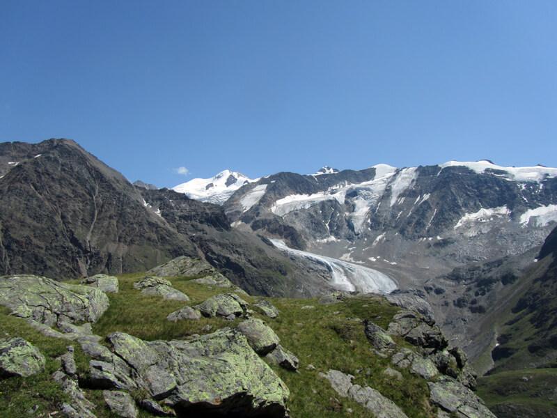 Wildspitze und Taschachferner