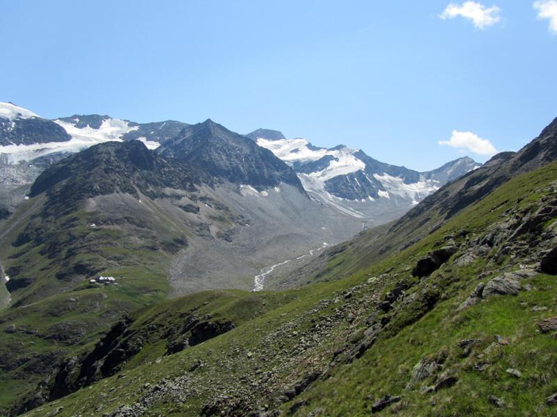 Sexegertenbach & Hochvernagtspitze