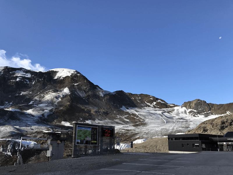 Weißseespitze und Weißseeferner