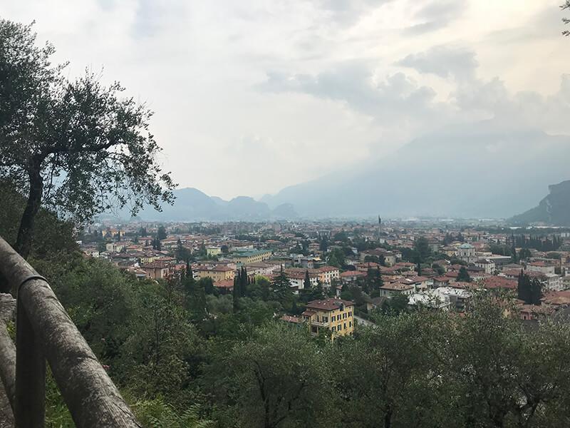 mediterranes Flair in Riva del Garda