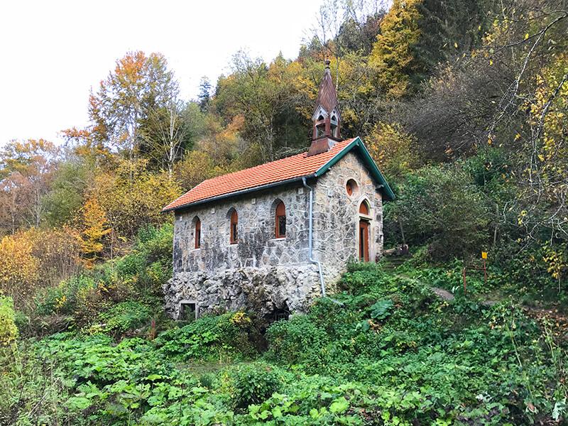 kleine Kapelle Bad Boll