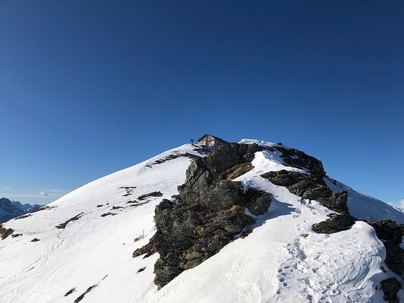 Bergtour – Monte Elmo