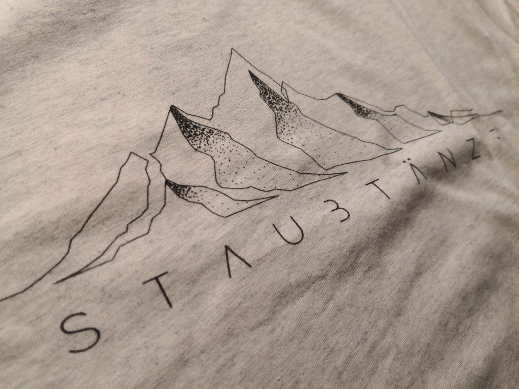 Frontprint der Shirts