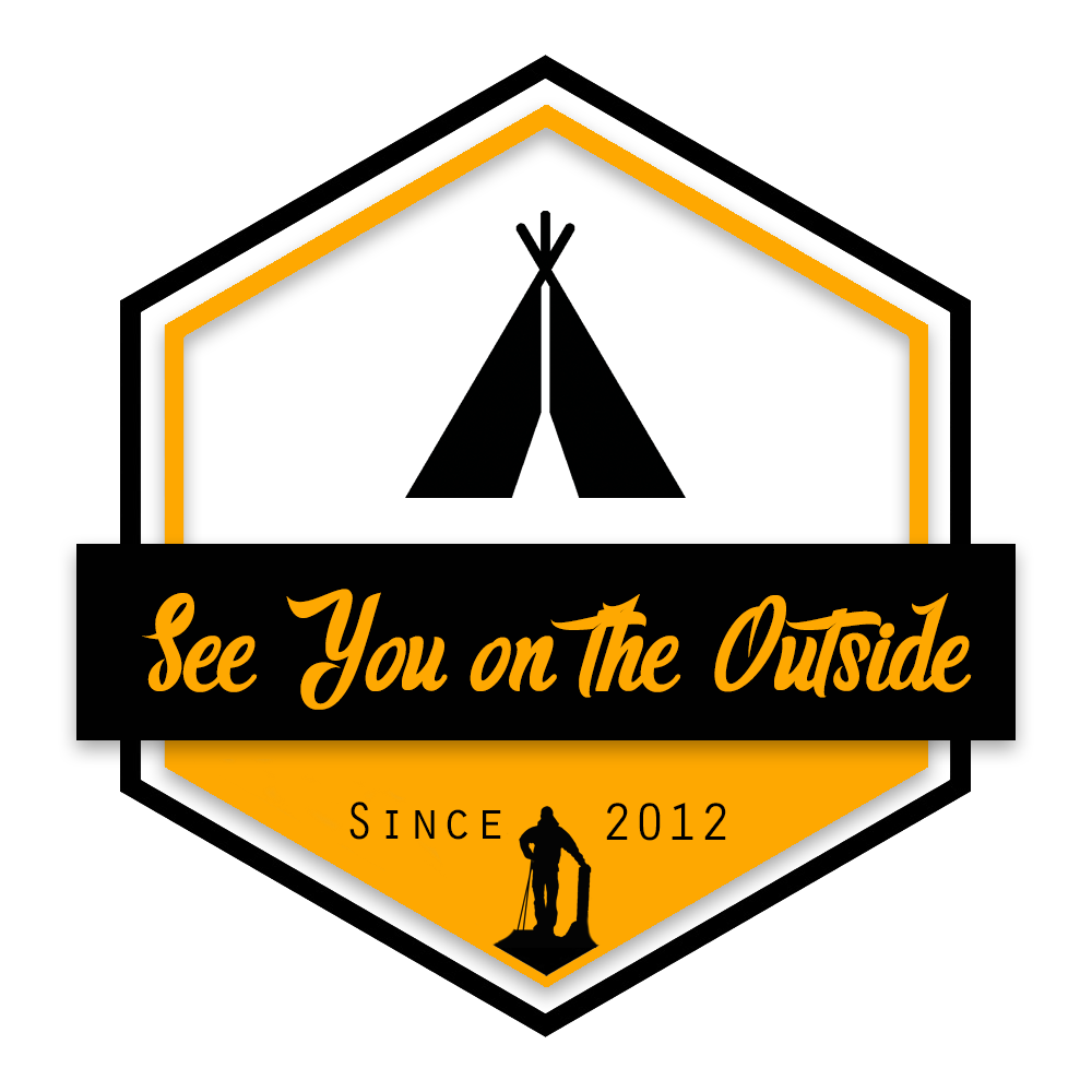 See You on the Outside Icon Camping