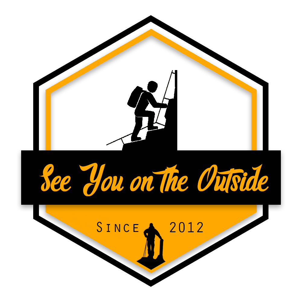 See You on the Outside Klettersteig Logo