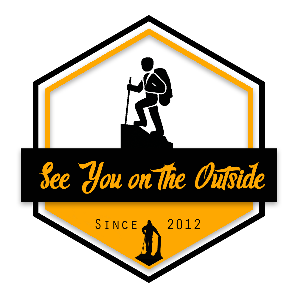 See You on the Outside Logo Wandern