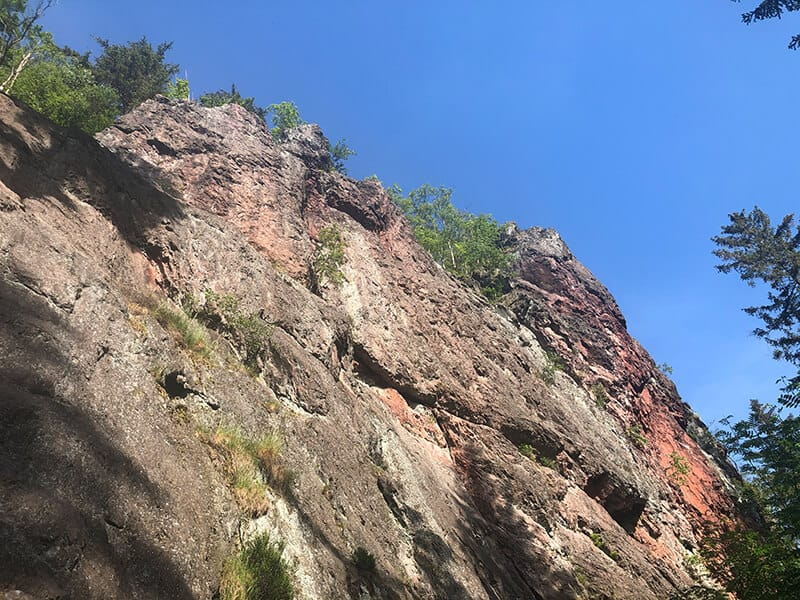Aschenbergstein – Thüringer Wald
