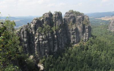 Elbsandsteingebirge – ein Traum in Fels