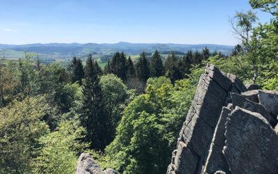 Steinwand ( Rhön )
