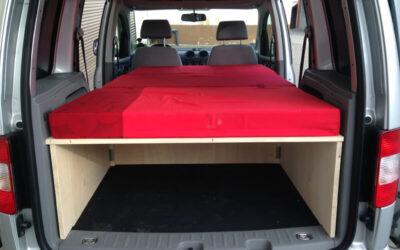 VW Caddy – Camping Ausbau