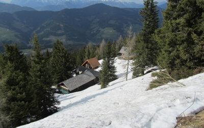 1 Mai Wanderung zum Griessenkareck