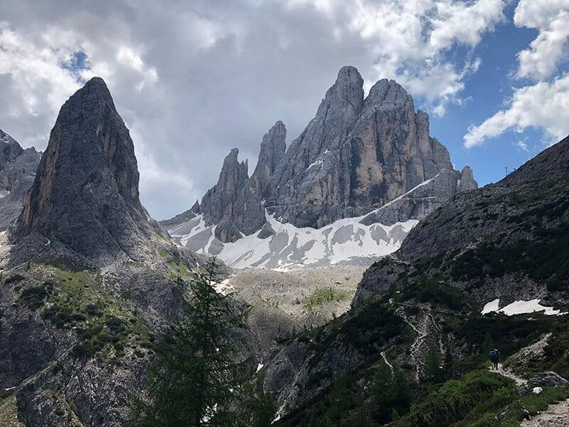 Monte Giralba di Sopra & Zwölferkofel