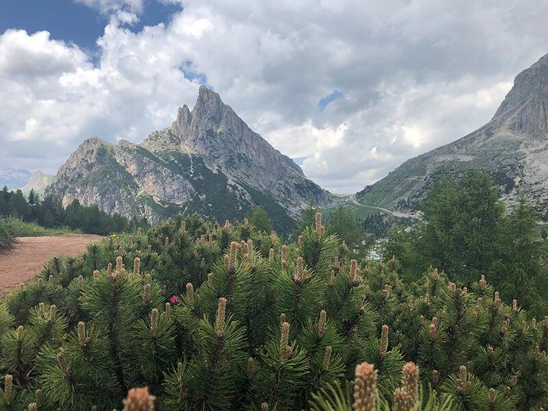 Der Hexenstein - Sasso di Stria