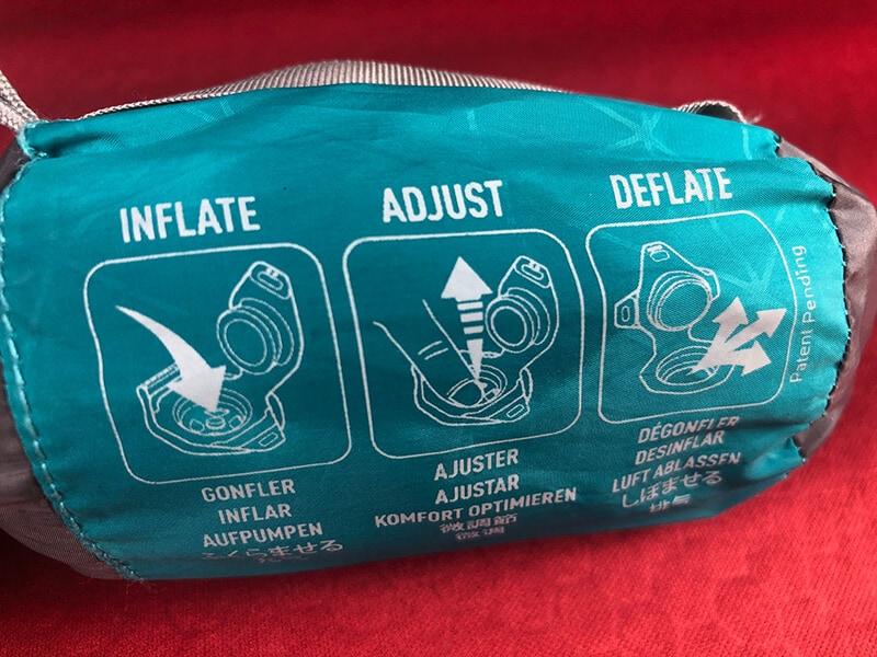 Inflate - Adjust - Deflate