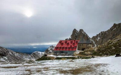 Hüttentour Rosengarten – zum Rifugio Alpe di Tires