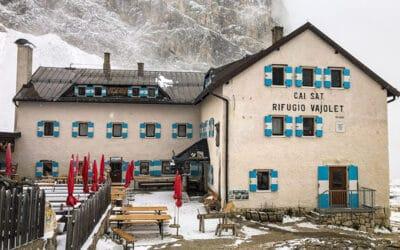 Hüttentour Rosengarten – Rifugio Vajolet und Passo Antermoia