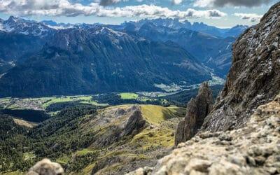 Rotwand-Klettersteig Rosengarten