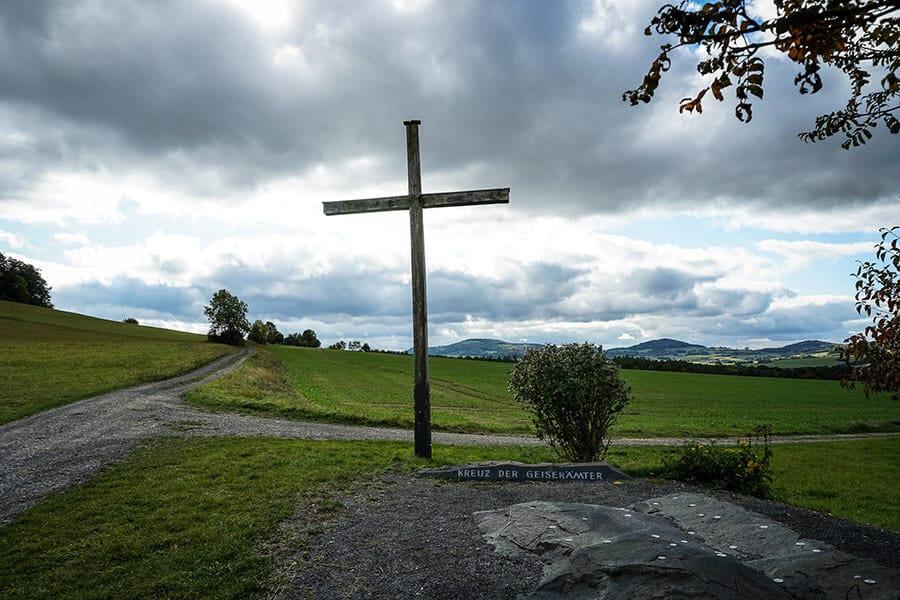 Kreuz der Geiserämter