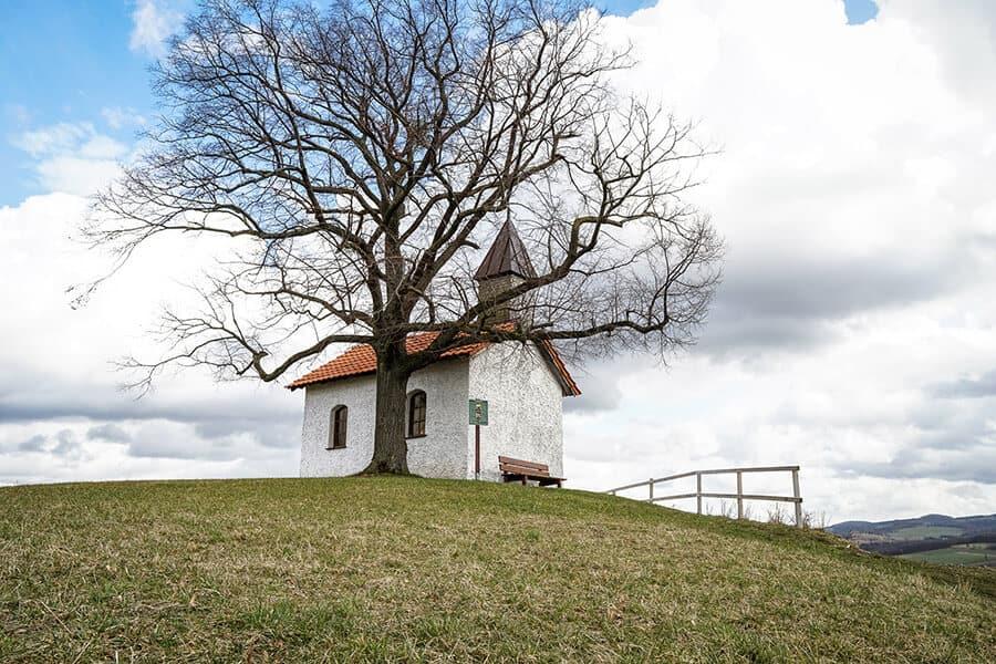 die Linsbergkapelle