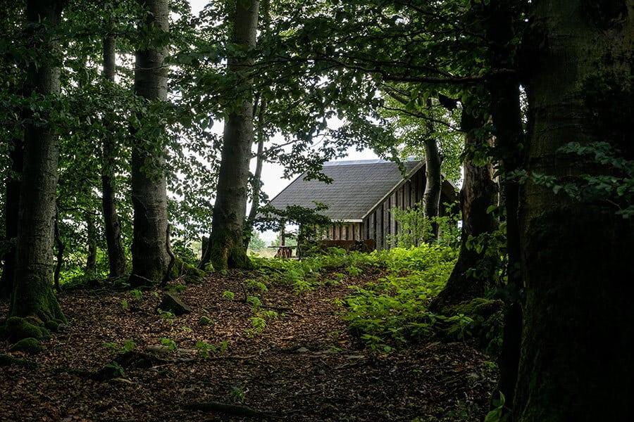 Schutzhütte am Ernstberg
