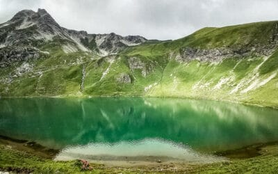 Bergtour zum Engeratsgundsee