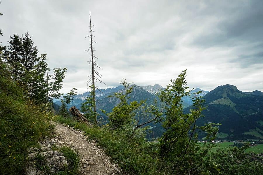 Auf dem Panoramaweg