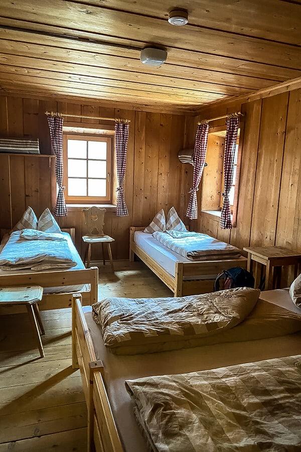 Urige Zimmer